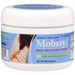Mobisyl Maximum Strength Arthritis Pain Relief Creme, with Aloe Vera, 8 oz