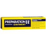 Preparation H Hemorrhoidal Ointment, 1 oz
