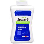 Zeasorb AF Super Absorbent Antifungal Powder, 2.5 oz
