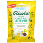 Ricola Natural Herb Cough Drops, Original, 21 ea