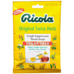 Ricola Swiss Herb Throat Drops, Sugar Free Mountain Herbs, 19 ea