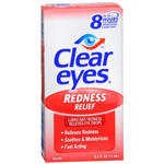 Clear eyes Redness Relief, Eye Drops, .5 fl oz