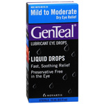 GenTeal Lubricant Eye Drops, Mild to Moderate Dry Eye Relief, .5 fl oz