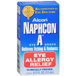 Naphcon-A Allergy Relief Eye Drops, .5 fl oz