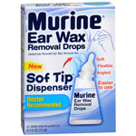 Murine Ear Drops, .5 fl oz