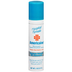Americaine Benzocaine Topical Anesthetic Spray, 2 oz