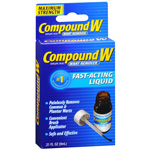 Compound W Liquid Wart Remover, .31 fl oz