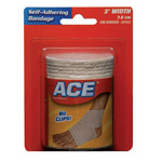 Ace Self-Adhering Elastic Bandage (3 inch), 1 ea