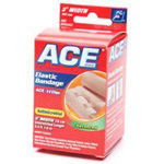 Ace Elastic Bandage, E-Z Clips, 3 Inches Wide, 1 ea