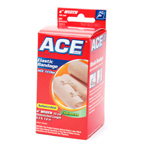 Ace Elastic Bandage, E-Z Clips, 4 Inches Wide, 1 ea