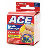 Ace Elastic Bandage with Velcro (2 inch), 1 ea