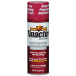 Tinactin Antifungal Aerosol Powder Spray, Value Size, 4.6 oz