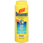 Desenex Antifungal Powder, Cures Athlete