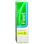 Fleet Enema, Ready-to-Use Saline Laxative, 7.8 fl oz
