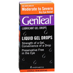 GenTeal Lubricant Eye Drops, Moderate-Severe Dry Eye Relief, .5 fl oz