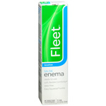 Fleet Enema, Ready-to-Use Saline Laxative, 4.5 fl oz