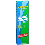 Polident Denture Cleansing Toothpaste, 5.75 oz