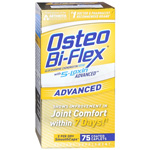 Osteo Bi-Flex Glucosamine Chondroitin with Joint Shield, Coated Caplets, 75 ea