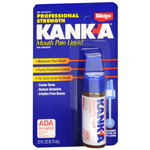 Kanka Mouth Pain Liquid, Professional Strength, .33 oz