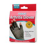 IMAK Arthritis Gloves, Medium, 1 Pair