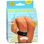 IMAK Knee Strap, One Size Fits Right to Left, 1 ea