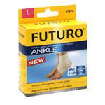 FUTURO Wrap Around Ankle Support, Large, 1 ea