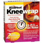 Beyond BodiHeat Pain Relieving Heat Pad, Knee, 2 ea