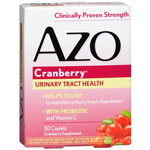 AZO Cranberry Supplement, Tablets, 50 ea