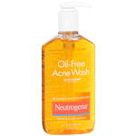 Neutrogena Oil-Free Acne Wash, 9.1 fl oz