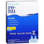 ReNu Renu MultiPlus Solutions 2 x 12oz, 24 fl oz