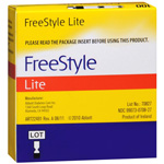 FreeStyle Lite Test Strips 100 ct. , 1 ea