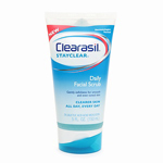 Clearasil Stayclear Daily Facial Scrub, 5 fl oz