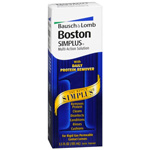 Boston Bausch & Lomb Boston SIMPLUS, 3.5 oz