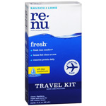 ReNu Multi Plus Travel Kit, 2 fl oz