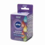 Durex Play Assorted Temptations, 10 ea