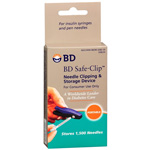 BD Safe Clip Needle Clipping & Storage Device, 1 ea