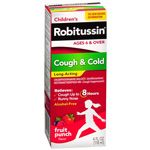 Robitussin Children