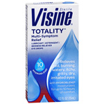 Visine Totality, Multi-Symptom Relief Eye Drops, .5 fl oz