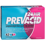 Prevacid24HR Acid Reducer, Delayed-Release Capsules, 42 ea