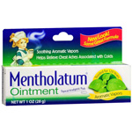 Mentholatum Aromatic Ointment, 1 oz Tube