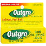 Outgro Pain Relief Liquid 0.31 oz