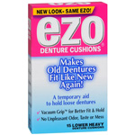 Ezo Denture Cushions Lower Heavy - 15 Ea