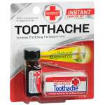 Red Cross Complete Medication Kit for Toothache, 1/8 oz, 1ea.