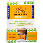 Tiger Balm Regular Strength White Sports Rub 0.63 fl oz