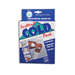 Instant Cold Pack Cara, 4x11 inch - Twin Pack