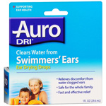 Auro-Dri Ear Water-Drying Aid, 1 fl oz