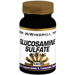 Windmill Glucosamine Sulfate 750 mg Caplets - 30 ea