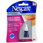 Nexcare Cold Sore With Microvex Soothing Emollient Treatment 2g