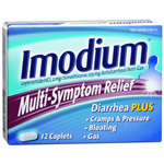 Imodium Multi-Symptom Relief Caplets 12ct