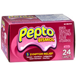 Pepto Bismol Caplets, 24ct